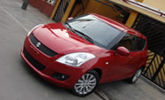 Suzuki Swift 2012 Full Equipo